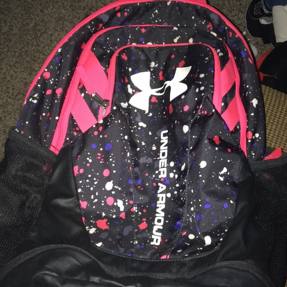 5db8cae5e7f5 Under Armour girls backpack. M 5b4f880bc89e1d055c8c4c41